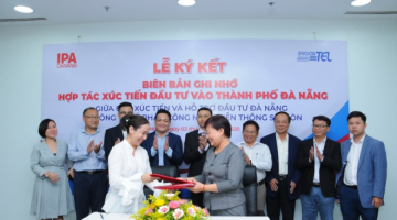 MEMORANDUM OF UNDERSTANDING BETWEEN SAIGONTEL AND DA NANG INVESTMENT PROMOTION AGENCY