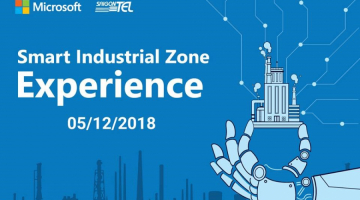 Smart Industrial Zone Experience