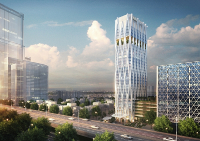 SAIGONTEL CROWN TOWER PROJECT
